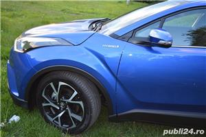 Toyota C-HR Hybrid 122 CP Navi+Cam+LED - imagine 26