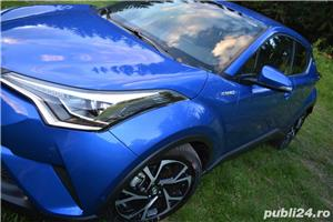 Toyota C-HR Hybrid 122 CP Navi+Cam+LED - imagine 27