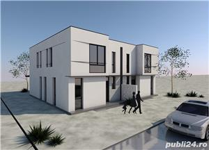 De vanzare 1/2 duplex in Mosnita Noua - imagine 1