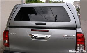 Toyota Hilux 2019, hard-top, extra optiuni originale, firma, TVA, garantie - imagine 6
