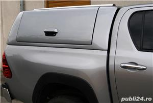 Toyota Hilux 2019, hard-top, extra optiuni originale, firma, TVA, garantie - imagine 4