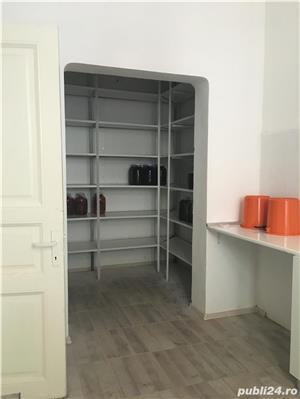 Ideal pentru firma, birou sau rezidential, inchiriere apart.3 camere, zona Polona - imagine 7