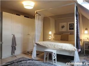 2 camere duplex Brancoveanu-Lamotesti mobilat lux-mansarda - imagine 7
