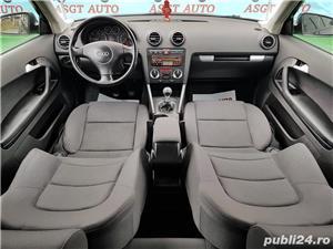 Audi A3,An 2004,Motor 2000 TDI,140 Cp,6+1 trepte,Dublu Climatronic - imagine 7