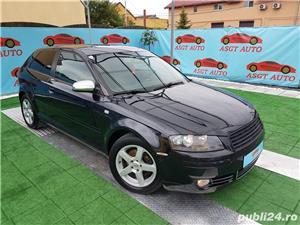 Audi A3,An 2004,Motor 2000 TDI,140 Cp,6+1 trepte,Dublu Climatronic - imagine 2