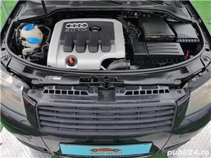 Audi A3,An 2004,Motor 2000 TDI,140 Cp,6+1 trepte,Dublu Climatronic - imagine 10