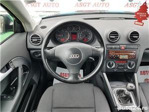 Audi A3,An 2004,Motor 2000 TDI,140 Cp,6+1 trepte,Dublu Climatronic - imagine 8