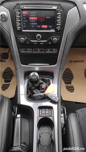 Ford mondeo /xenon/alcantara /trapa/navi/titanium/recent adus - imagine 10