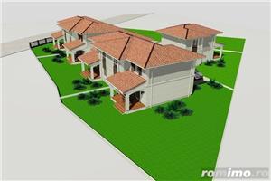 Casa la cheie, cu placa de beton si peste etaj, cu toate utilitatile, in loc. Giarmata, jud Timis - imagine 2