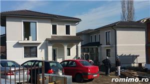 Casa la cheie, cu placa de beton si peste etaj, cu toate utilitatile, in loc. Giarmata, jud Timis - imagine 3