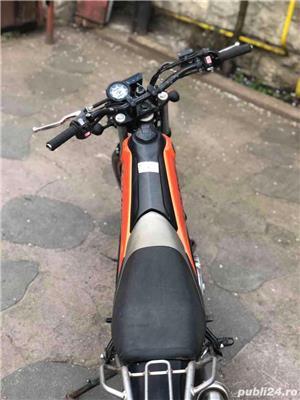 Yamaha Tricker - imagine 3