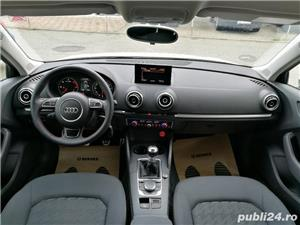 Audi A3. Fab 2015 , 1,6 Tdi Euro 6 !!! - imagine 10