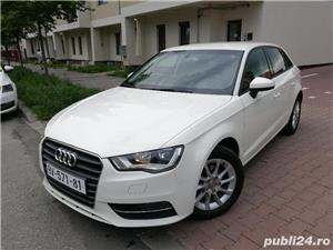 Audi A3. Fab 2015 , 1,6 Tdi Euro 6 !!! - imagine 1