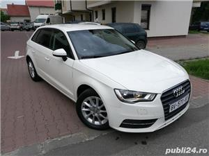 Audi A3. Fab 2015 , 1,6 Tdi Euro 6 !!! - imagine 3