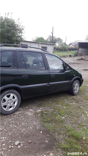 Opel Zafira - imagine 5