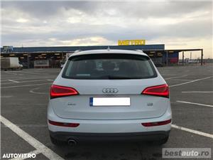 Audi Q5 Quattro / 2.0 TDi 190 CP / Full Led / Navigatie Mare  . - imagine 7