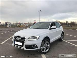 Audi Q5 Quattro / 2.0 TDi 190 CP / Full Led / Navigatie Mare  . - imagine 13