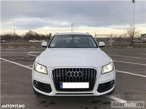 Audi Q5 Quattro / 2.0 TDi 190 CP / Full Led / Navigatie Mare  . - imagine 1