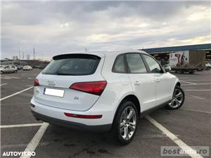 Audi Q5 Quattro / 2.0 TDi 190 CP / Full Led / Navigatie Mare  . - imagine 19