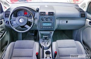 VW TOURAN - 1.6 BENZINA - 116 C.P. - CUTIE AUTOMATA - vanzare in RATE FIXE cu avans 0%. - imagine 14