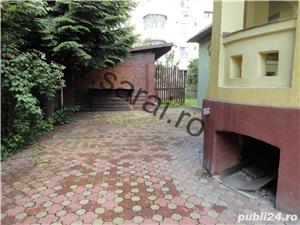 Zona Centrala - Spatiu comercial la casa,D+P=500 mp,curte, spatiu verde - imagine 4