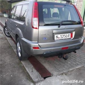 Nissan x-trail  4 x 4 140 c.p. C.I.V. făcut - imagine 4