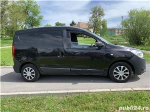 Dacia dokker van-Benzina + GAZ-2 Locuri + marfa anulfab-2014 - imagine 1
