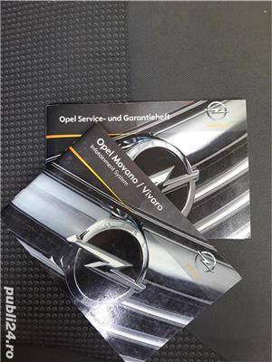 7600euro Opel Vivaro 8+1 Euro5 - imagine 4
