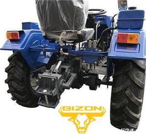 Altele Bizon T 18, freza si plug - imagine 9