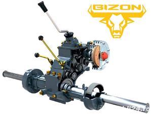 Altele Bizon T 18, freza si plug - imagine 5