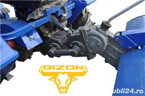 Altele Bizon T 18, freza si plug - imagine 3
