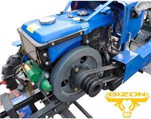 Altele Bizon T 18, freza si plug - imagine 4