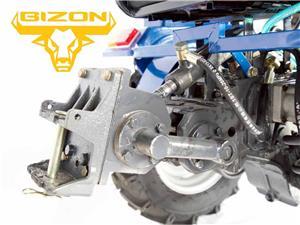 Altele Bizon T 18, freza si plug - imagine 8