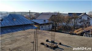 TEREN (parcelabil) și CASĂ în construcție. Comuna Plopu, Sat Nisipoasa, Prahova  - imagine 4