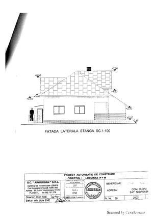 TEREN (parcelabil) și CASĂ în construcție. Comuna Plopu, Sat Nisipoasa, Prahova  - imagine 15