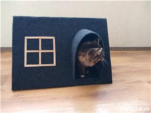 Casuta pentru pisici sau catei de talie mica - imagine 2