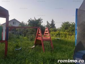 Casa familiala si casa de oaspeti pe un teren de 900 mp in Crevedia - imagine 6