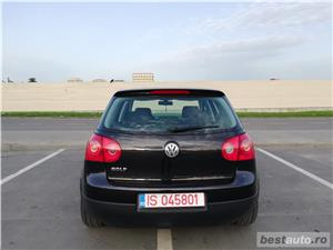 VW Golf V 1.4 Benzina 80CP 2005 Highline Klima Pilot Automat FULL - imagine 11