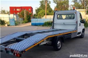 Peugeot Boxer Platforma Auto - imagine 3