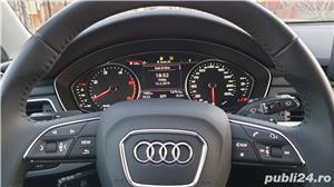 Audi A4 2,0 TDI 150CP/B8/Avant ST7, 5000 km (ca nou), inmatric. 07.2018 - imagine 14