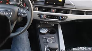 Audi A4 2,0 TDI 150CP/B8/Avant ST7, 5000 km (ca nou), inmatric. 07.2018 - imagine 16