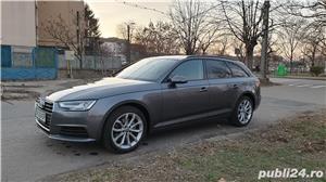Audi A4 2,0 TDI 150CP/B8/Avant ST7, 5000 km (ca nou), inmatric. 07.2018 - imagine 11
