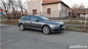 Audi A4 2,0 TDI 150CP/B8/Avant ST7, 5000 km (ca nou), inmatric. 07.2018 - imagine 6