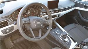 Audi A4 2,0 TDI 150CP/B8/Avant ST7, 5000 km (ca nou), inmatric. 07.2018 - imagine 13