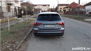 Audi A4 2,0 TDI 150CP/B8/Avant ST7, 5000 km (ca nou), inmatric. 07.2018 - imagine 2