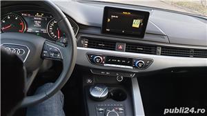 Audi A4 2,0 TDI 150CP/B8/Avant ST7, 5000 km (ca nou), inmatric. 07.2018 - imagine 17