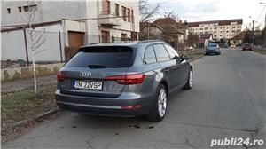 Audi A4 2,0 TDI 150CP/B8/Avant ST7, 5000 km (ca nou), inmatric. 07.2018 - imagine 3
