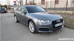 Audi A4 2,0 TDI 150CP/B8/Avant ST7, 5000 km (ca nou), inmatric. 07.2018 - imagine 7