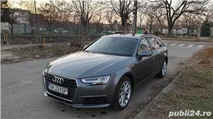 Audi A4 2,0 TDI 150CP/B8/Avant ST7, 5000 km (ca nou), inmatric. 07.2018 - imagine 10
