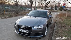 Audi A4 2,0 TDI 150CP/B8/Avant ST7, 5000 km (ca nou), inmatric. 07.2018 - imagine 9